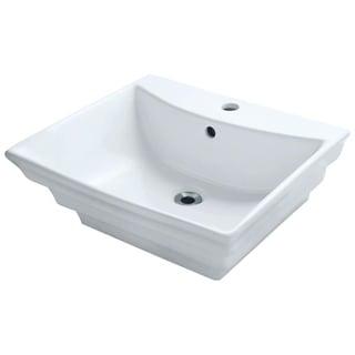 MR Direct v160 Porcelain Vessel Sink