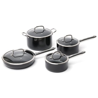 Boreal 8-piece Non-stick Cast Aluminum Cookware Set