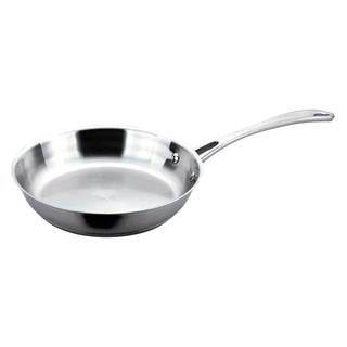 Copper Clad 12-inch Stainless Steel Fry Pan