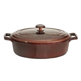 Neo Cast Iron 10-inch 3.4-quart Covered Oval Casserole