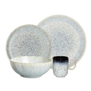Denby Halo 4 Piece Place Setting - Kitchen Collection