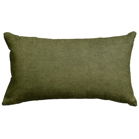 Majestic Home Goods Indoor Villa Small Decorative Throw Pillow 20 X 12