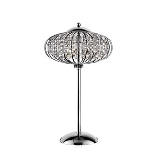 28-inch Royal Krystal Table Lamp