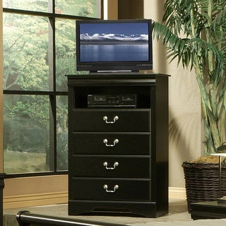 Sandberg Furniture Regency 4-drawer TV Chest