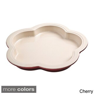 Denby Oven-to-table Flower Dish