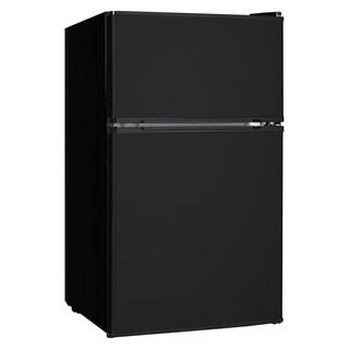 3.1 Cubic Feet Refrigerator Black