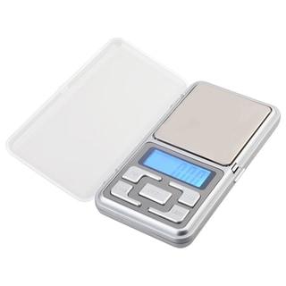 INSTEN Professional Silver Digital Handy Pocket Scale 0.01-200g