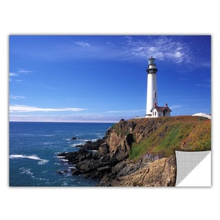 Kathy Yates 'Pigeon Point Lighthouse' Removable Wall Art