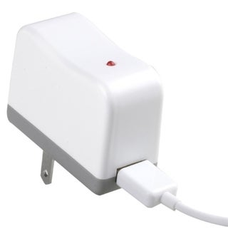 INSTEN Travel Charger with Sync USB Cable Cord 30-pin Connector For iPhone 4/4S