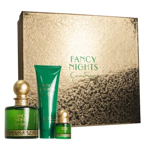 Jessica Simpson Fancy Nights Women's 3-piece Fragrance Set