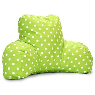 Swiss-dot Pattern Reading Pillow
