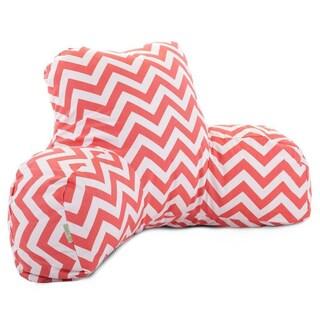 Chevron Pattern Reading Pillow