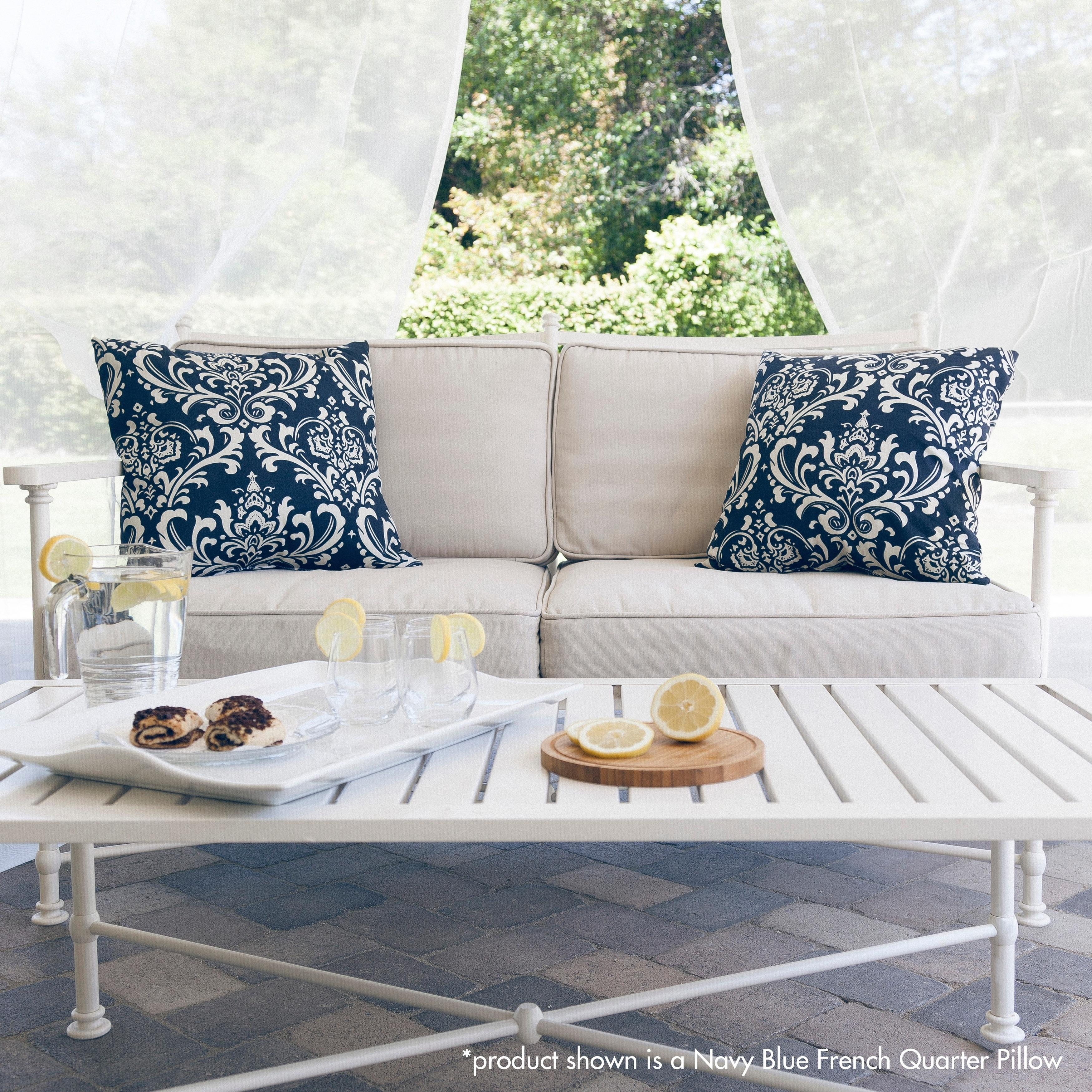 Shop Majestic Home Goods Indoor Villa Extra Large Throw Pillow 24 X ...