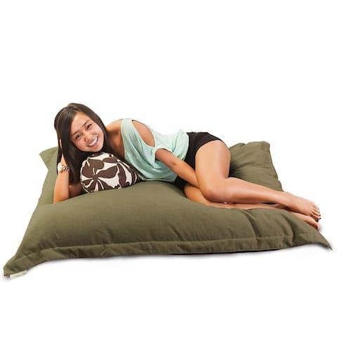 Majestic Home Goods Villa Oversized Floor Plush Pillow