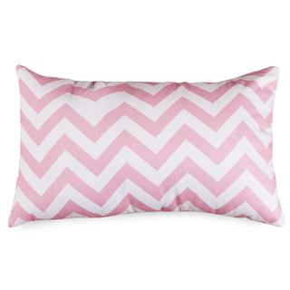 Chevron Pattern 12 x 20-inch Accent Pillow