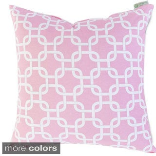 Link Pattern 20 x 20-inch Large Pillow