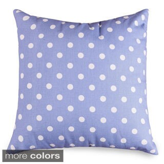 Polka-dotted Pillow