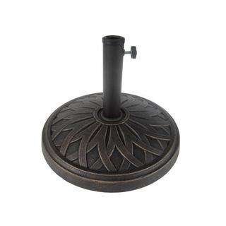 18-inch Umbrella Base with Interlocking Design