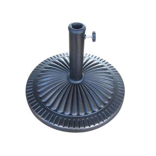 18-inch Umbrella Base with Ridges