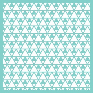 "Template 12""X12""-Triangles"