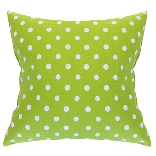 Swiss Dotted 24 x 24-inch Extra Large Pillow