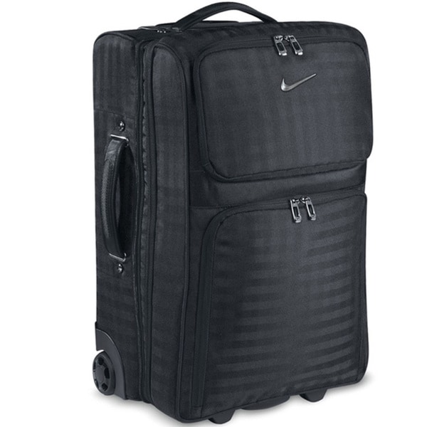 7534e091ec8e2 Shop Nike 2013 Departure 22-inch Rolling Carry On Upright Suitcase - Free  Shipping Today - Overstock - 9551348