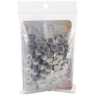 "Rapid Rivets .3125"" 100/Pkg-Nickel Plated"
