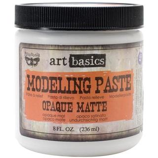 Art Basics Modeling Paste 8oz-Opaque Matte