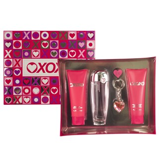 XOXO Women's 4-piece Fragrance Set