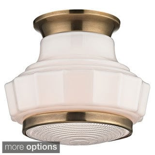 Hudson Valley Odessa 1-light Semi Flush