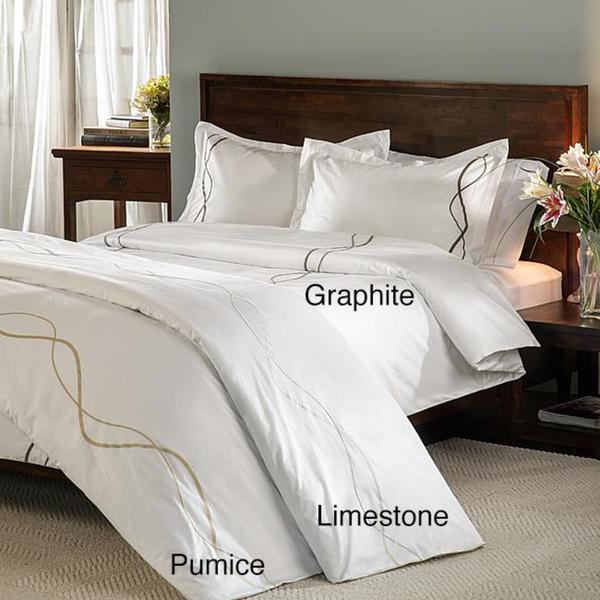 Marc TheeStrands 350 Thread Count Twill Shams