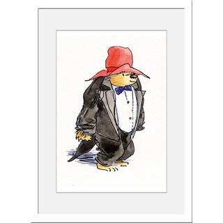 Peggy Fortnum 'Paddington Bear Paddington Wears a Tuxedo' Canvas Art