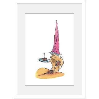 Peggy Fortnum 'Paddington Bear Nighttime Snack' Canvas Art