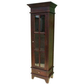 D-Art Shelton Curio Cabinet
