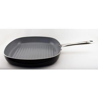 BergHOFF BorealI 11.75-inch Non-stick Aluminum Grilling Pan