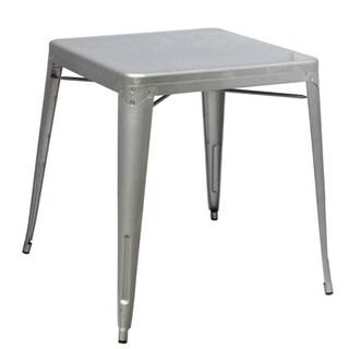 Talix Galvanized Steel Dining Table