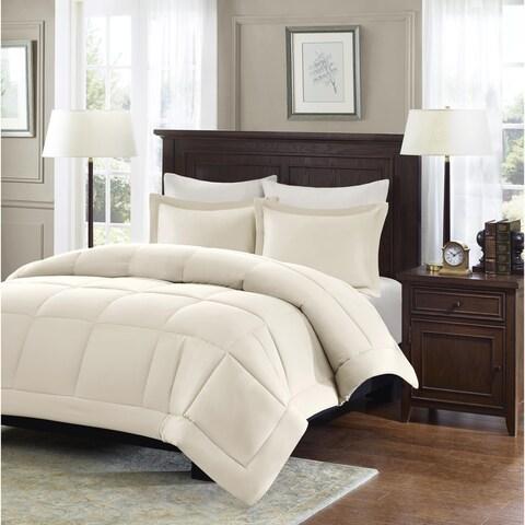 Madison Park Belford Microcell Down Alternative Comforter Mini Set