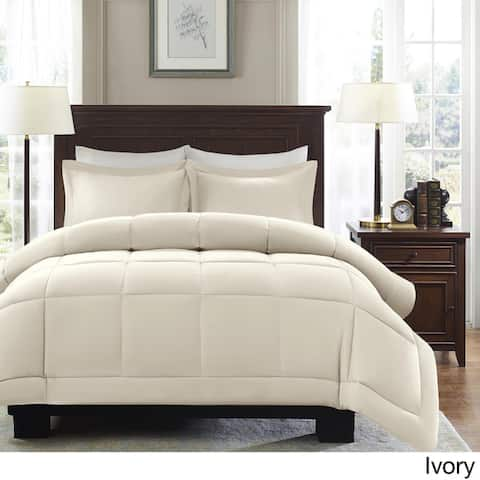 Madison Park Belford Microcell Down Alternative Comforter Set