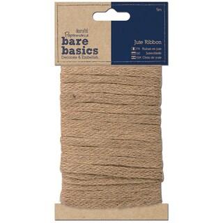 Papermania Bare Basics Jute Ribbon 5m