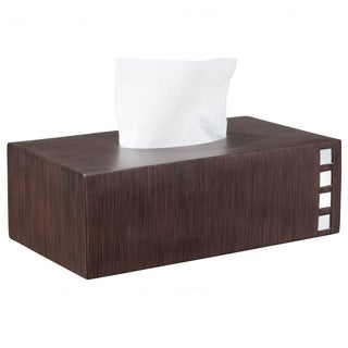 Antique Style Wooden Tissue Box 17207641 Overstock Com