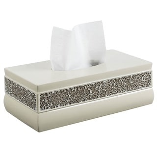 Broccostella Rectangular Resin Tissue Box