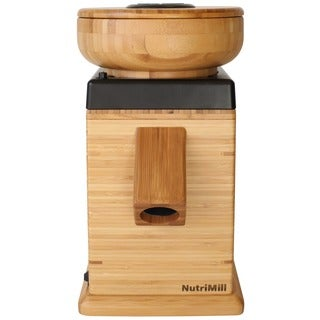 NutriMill Harvest 450 Watt Stone Grain Mill