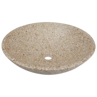 MR Direct 850 Tan Granite Vessel Sink