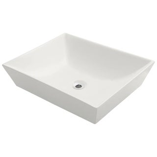 MR Direct v370 Porcelain Vessel Sink