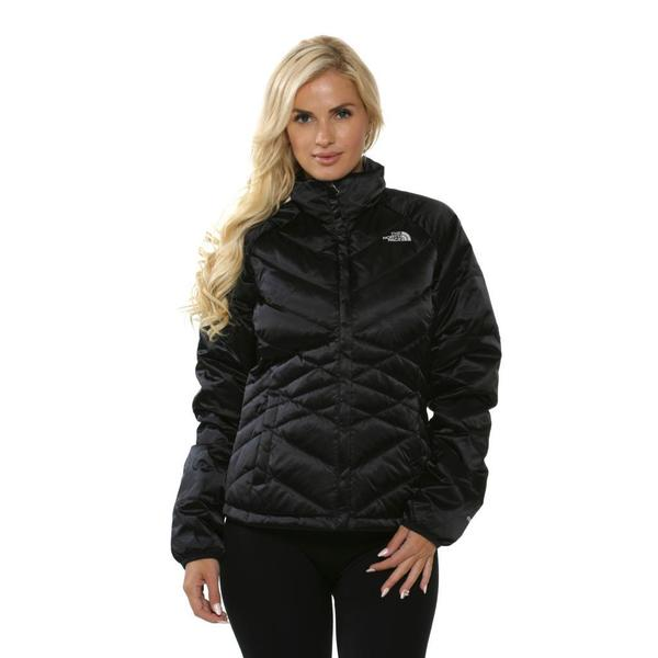 Shop The North Face Women s  Aconcagua  TNF Black Jacket (Small) - Free  Shipping Today - Overstock - 9552471 0dcb25867