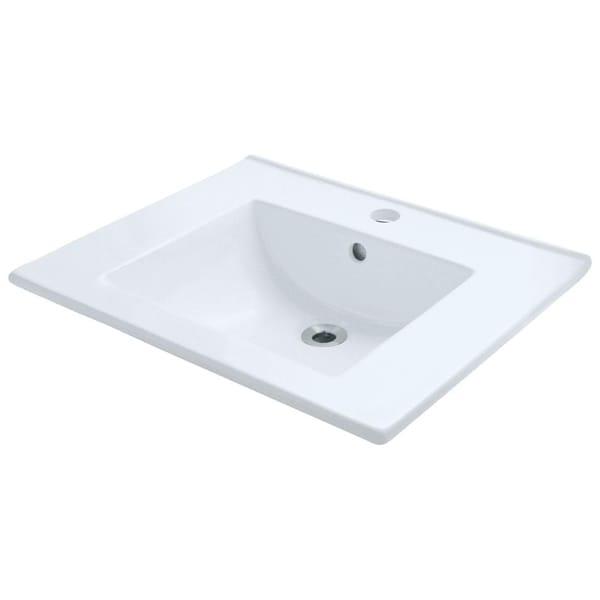 v310 Porcelain Vessel Sink
