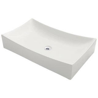 MR Direct v330 Porcelain Vessel Sink