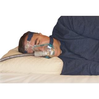 Pur-Sleep Adjustable Sleep Apnea CPAPfit Pillow - Blue
