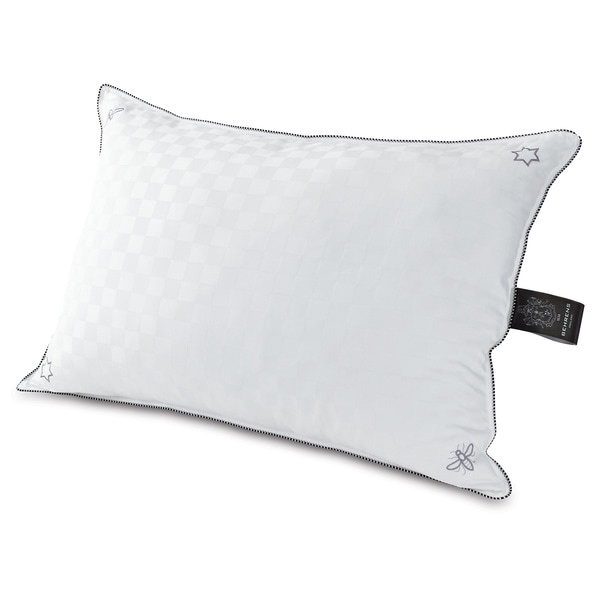 Behrens England Manchester 500 Thread Count Down Alternative Pillow - White