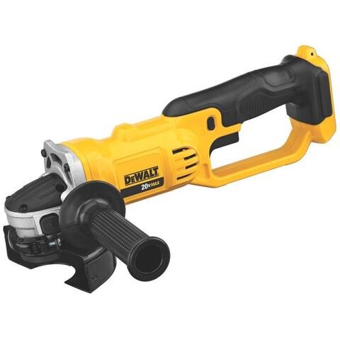 Dewalt DCG412B 20V MAX Lithium Ion 4.5-inch Cut-Off Tool (Tool Only)